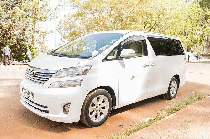 Private Transfer from Mombasa