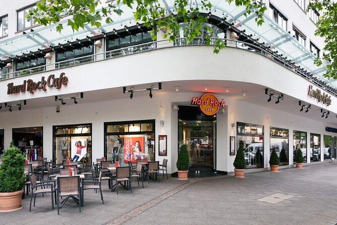 Hard Rock Cafe Berlin Including Meal