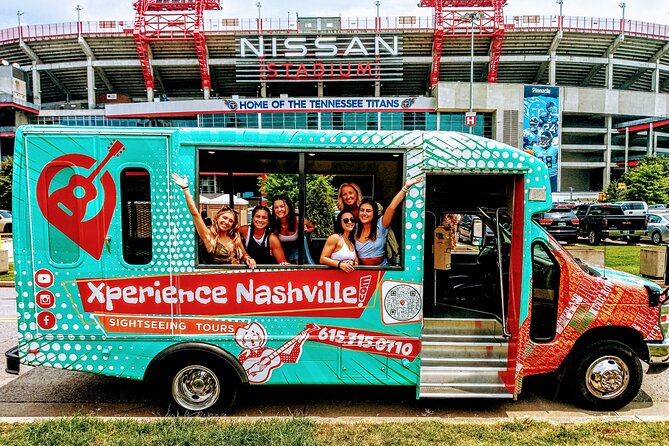 Guided Sightseeing Tour of Nashville