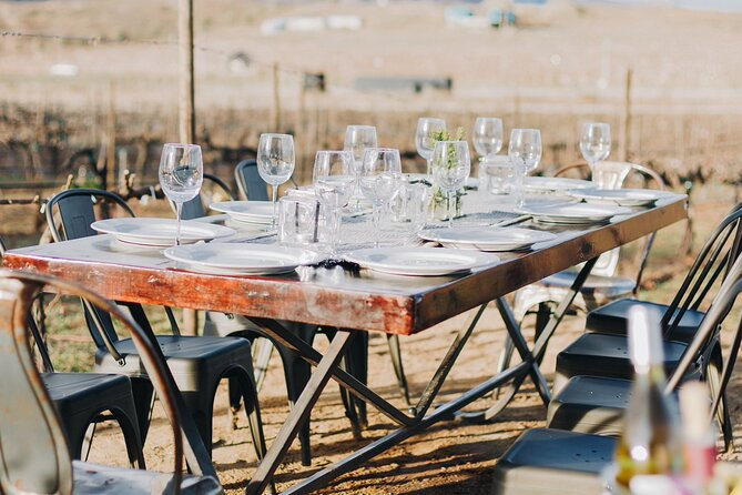 Private Wine Tasting with Vineyard Tour