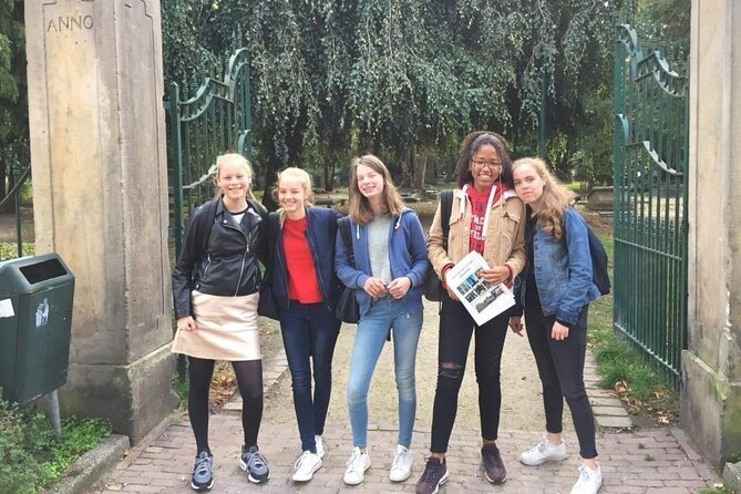 Exciting Murder Mystery for Kids - interactive city walk in Den Bosch