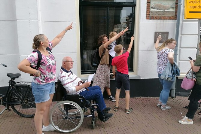Exciting murder quest for kids - interactive city walk in Haarlem