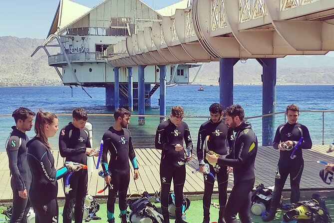 PADI Open Water Diver Course - 5 Days Scuba Diving