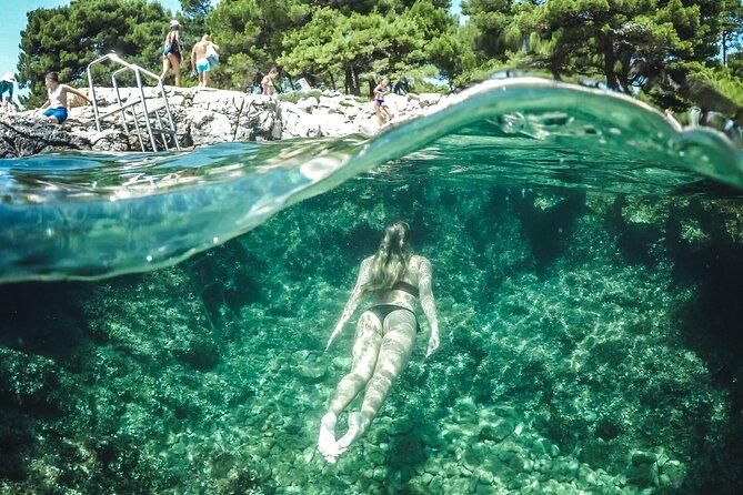 Blue Lagoon & 3 Islands Half-day Trip from Split