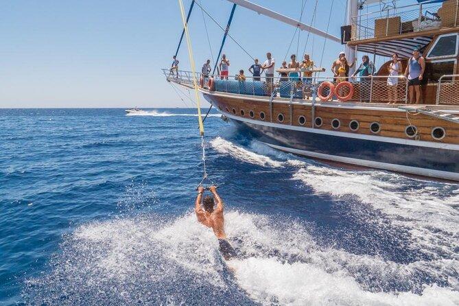 Sharm El Sheikh Luxury Sailing Yacht Trip in White Island
