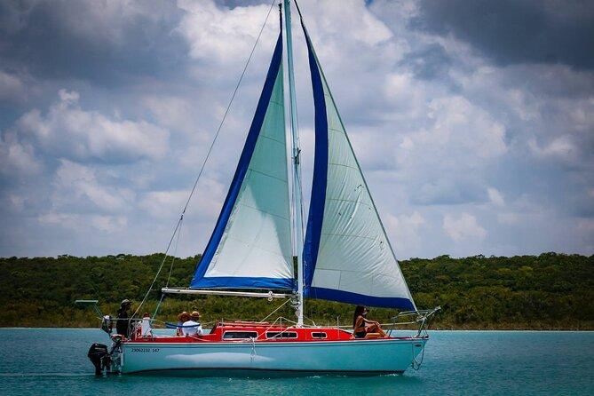 6hrs Sailing Tour in Bacalar Lagoon