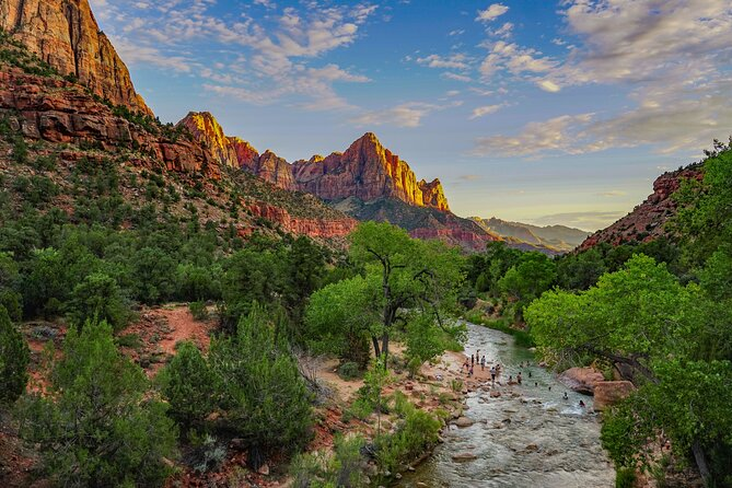 Private Tour: Zion National Park Day Tour from Las Vegas