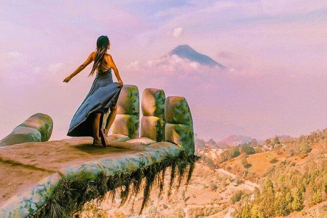 Visit Hobbitenango + Antigua Guatemala