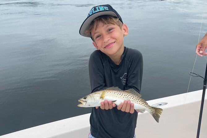 Inshore Fishing by Charter in Sarasota