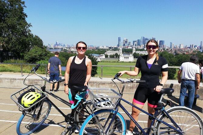 Greenwich Small Group Bike Tour