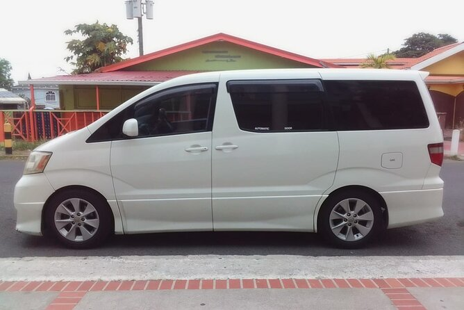 St Lucia Private Round Trip Hewanorra Airport Transfers to North Hotels