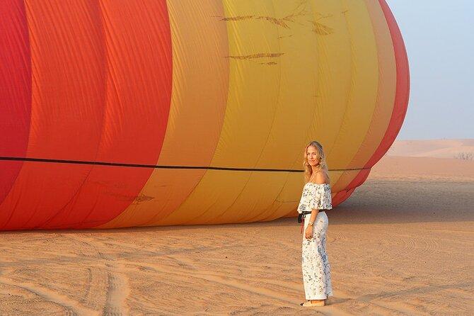 Views Of Dubai Beautiful Desert