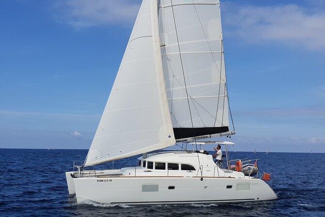 Visit Formentera from Ibiza on Catamaran