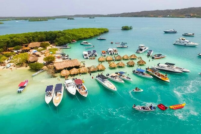 Full Day Tour to Isla Cholón from Cartagena