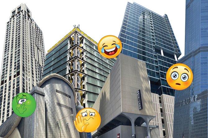 Ugly Buildings Tour
