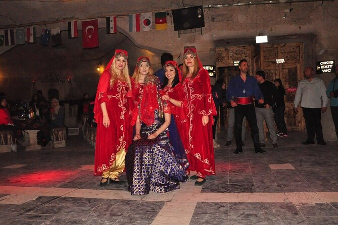 Cappadocia Traditional Turkish Night with Dinner