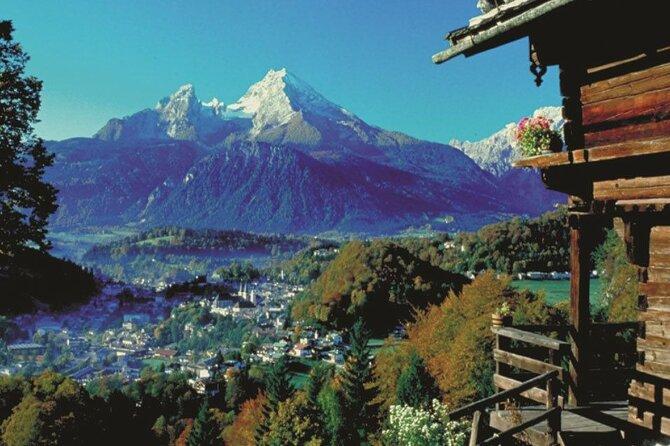 Bavarian Alps and Berchtesgaden Day Trip from Salzburg