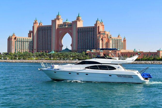 Dubai Yachts - Book Etosha for unforgettable moments on sea
