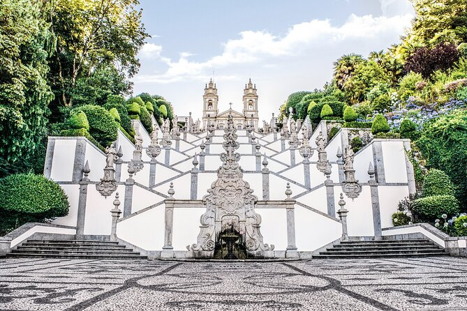 Braga & Guimarães Private Tour - All Inclusive