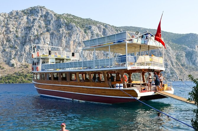 Full-Day Small-Group Boat Tour in Hisaronu