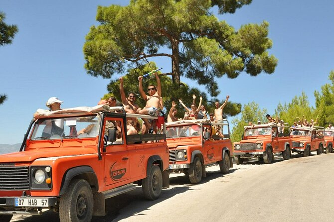 Full-Day Small-Group Jeep Experience in Marmaris