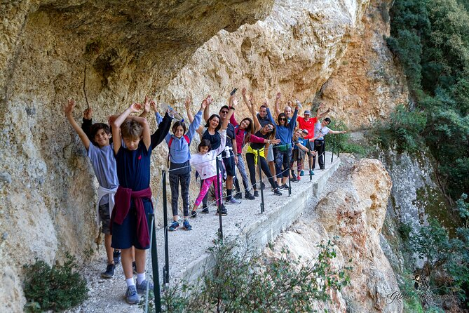 Guided Private Hiking in the Taygetos Mountain Range