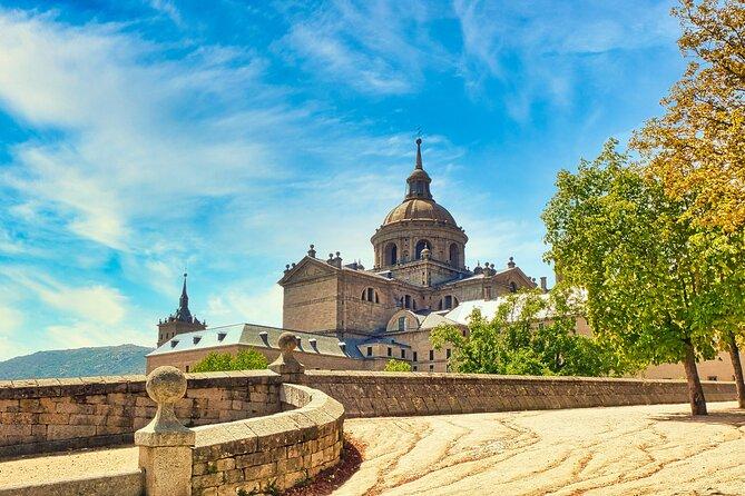 El Escorial half-day tour from Madrid
