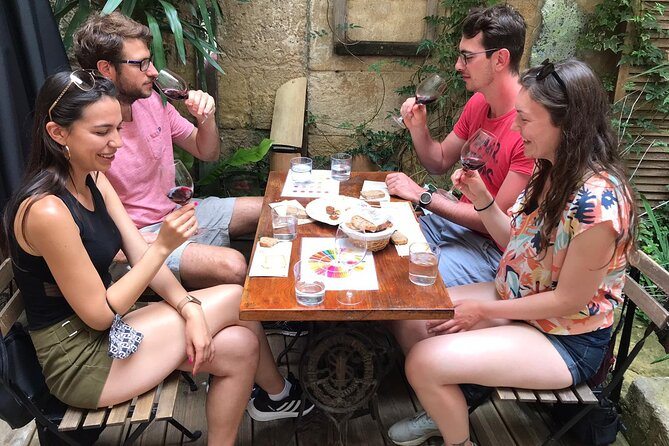 Professional - Bordeaux Wine and Cheese Tasting with a walking tour