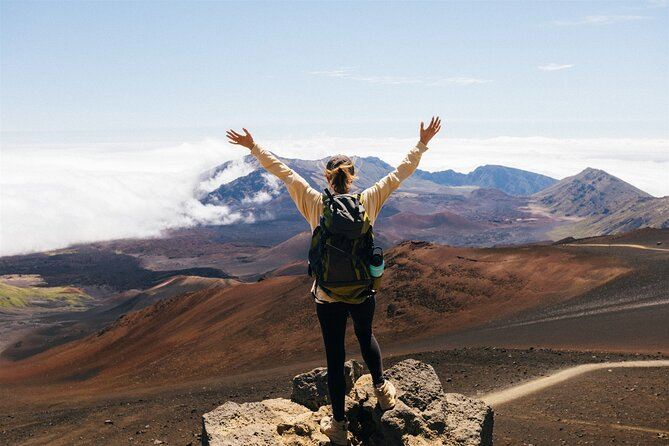 Haleakala National Park Hike + Summit