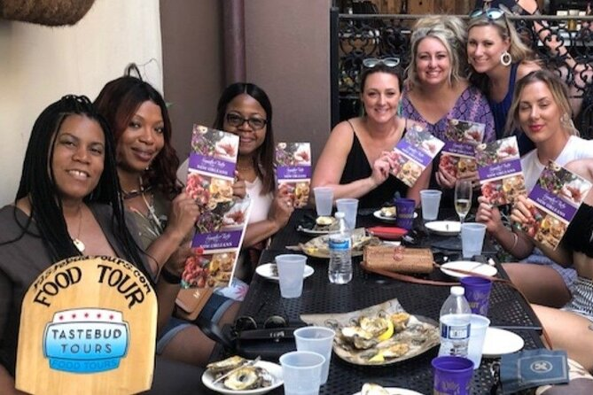 New Orleans Original Flavors of the French Quarter Food Tour