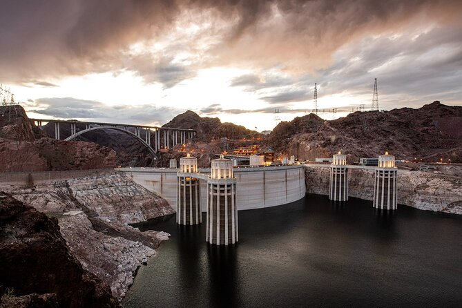 Hoover Dam Experience from Las Vegas (Exterior Only)