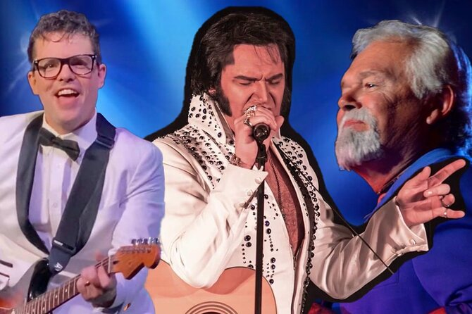 Elvis & The Superstars - The Ultimate Tribute Show