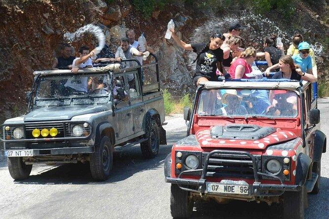 Bodrum 4x4 Safari Tour