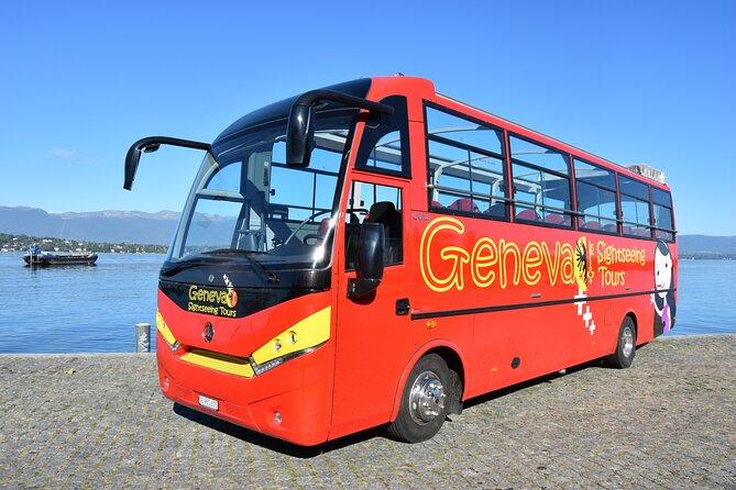 Geneva Sightseeing Tour - International and panoramic