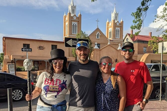 4pm - 75 Minute Private Ghost Tour Up To 5 People For All Ages in New Mexico