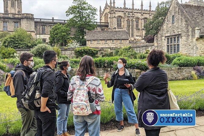 Uncomfortable Oxford Tour