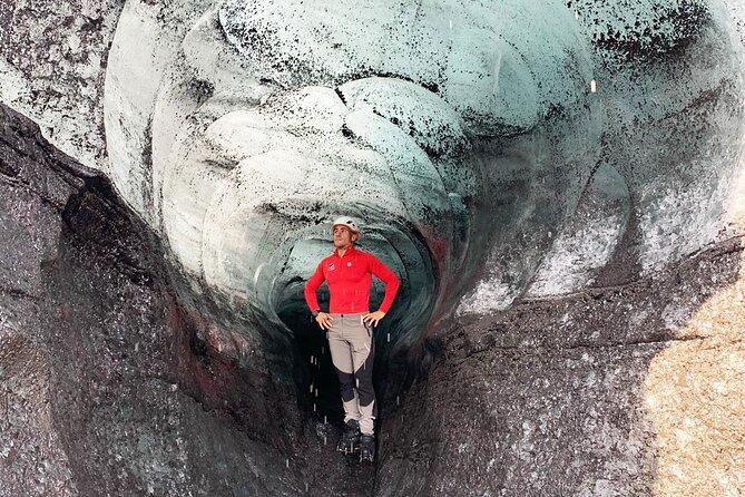 Katla Volcano Ice Cave Tour from Vik