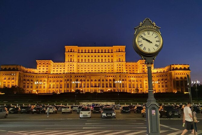 Bucharest by Foot - Private Walking City Tour