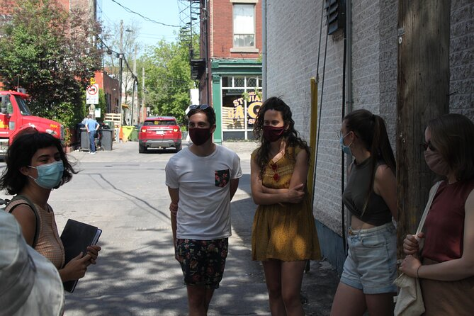 Beyond the Bagel: Montreal Jewish Food Walking Tour