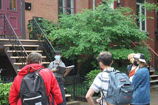 Making Their Mark: Montreal Jewish History Walking Tour