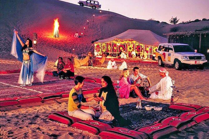 Wonderful Bedouin night with dinner& transfer & Camel Ride Show -Sharm El Sheikh