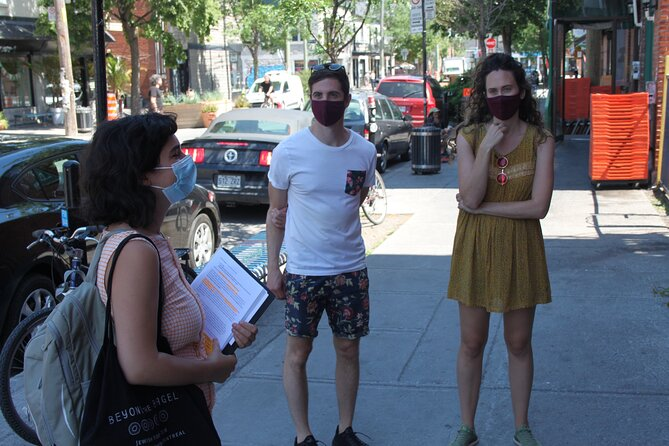 Rabbis, Writers and Radicals: Montreal Jewish History Walking Tour