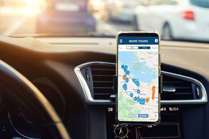 Silicon Valley Self-Driving Audio Tour for Technology Lovers