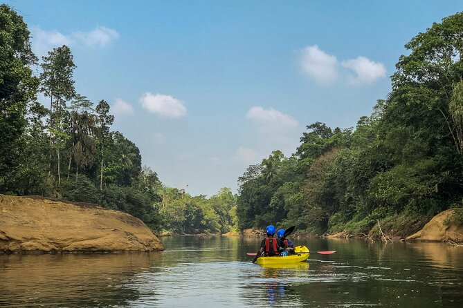 Guided 6 Hour White Water Kayaking Experience