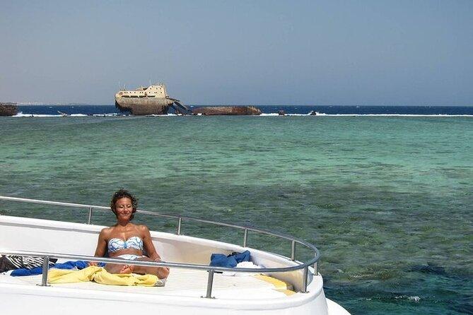Full Day Tour Snorkling In Ras Mohammed
