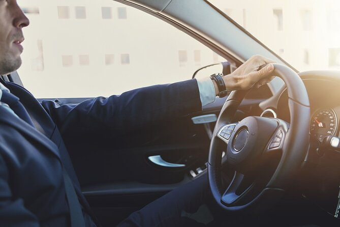 Private Transfer from Palace of Versailles to Paris City Center