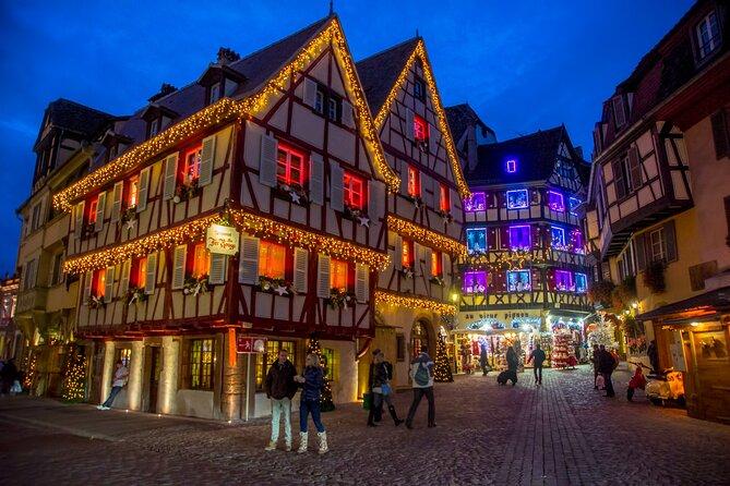 Day Trip: Alsatian Villages and Colmar Christmas Markets