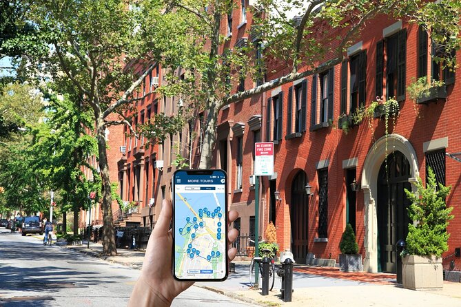 Brooklyn Heights and DUMBO Self-Guided Walking Tour