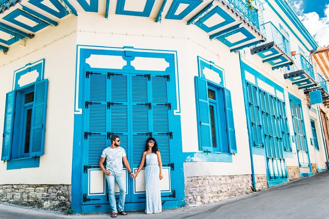 Private Photoshoot in Mykonos with Personal Travel and Vacation Photographer