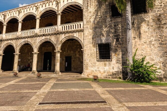 Santo Domingo City Tour with Pickup in Bayahibe